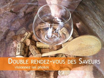 Le Double rendez-vous des Saveurs 2012