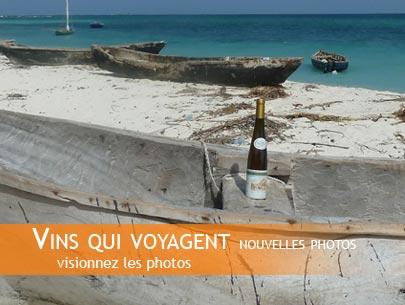 Les vins qui voyagent… en Haïti